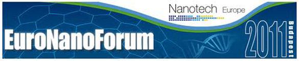 Logotipo de EuroNanoForum